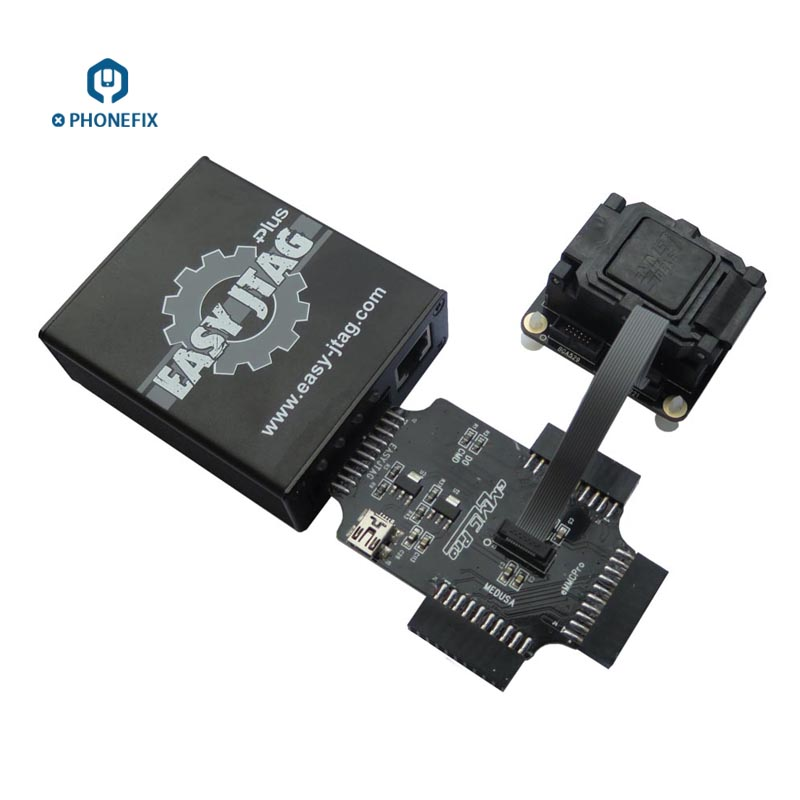 e_MMC_Socket_Easy_JTAG_box
