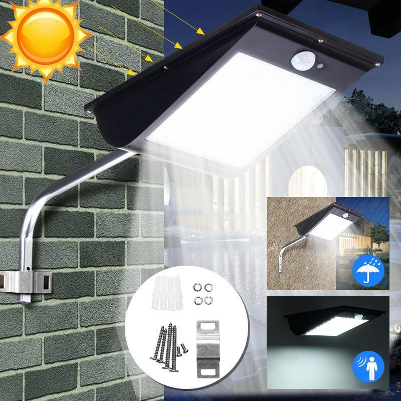 Mising 3.7V 10W Solar  81 LED Street Light Motion Sensor Security Street Light Lamp for Outdoor Waterproof IP65Mising 3.7V 10W Solar  81 LED Street Light Motion Sensor Security Street Light Lamp for Outdoor Waterproof IP65