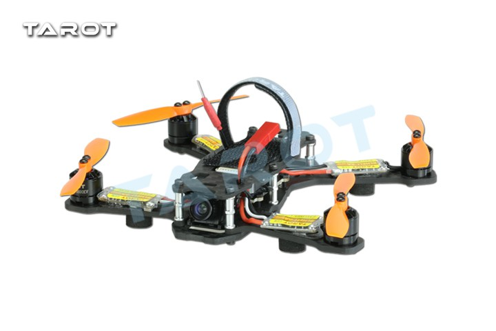 Ormino Tarot Frame Sets 150MM Mini FPV Racing Drone Combo NTSC PAL Quadcopter Frame Kit RC Drone With Camera TL150H1 ormino fpv quadcopter frame kit tarot 300 mini drone frame rc racing frame quadcopter fpv drone glass carbon fiber frame