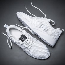 Hot summer Breathable Men Lightweight Couple Casual Shoes me