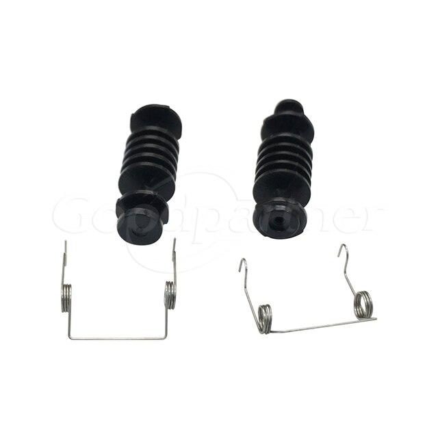 50SET LaserJet P1007 P1008 M1213 M1136 M1216 P1106 P1108 Fuser Unit Upper Top Cover PAPER DELIVERY ROLLER Pickup Roller Spring