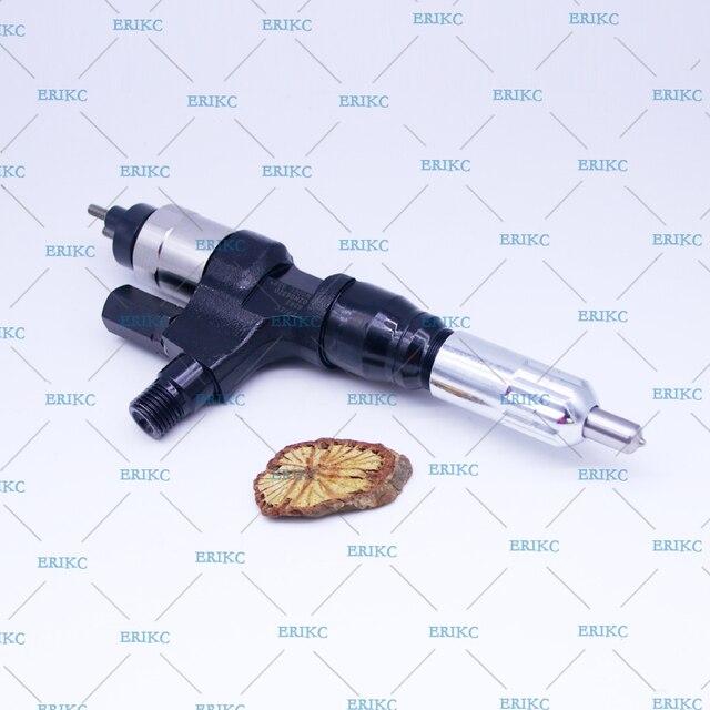 ERIKC 6593 injecteur de pompe à carburant à rampe commune Assy 095000-6593 et assemblage dinjecteur de pièces de moteur Diesel 0950006593
