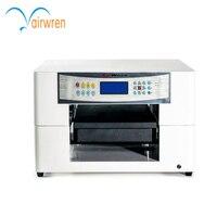 Multifunctionele Industriële Inkjet Printer uv led printer voor fotoalbum