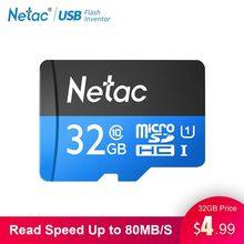 Memory-Card Microsd Netac Flash-Trans Tf-Class10 New 16GB Mini Sd 32GB Wholesale