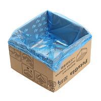 PetsOla 25 Packs Disposable Pet Dog Cat Pooper Scoopers Poop Waste Bags