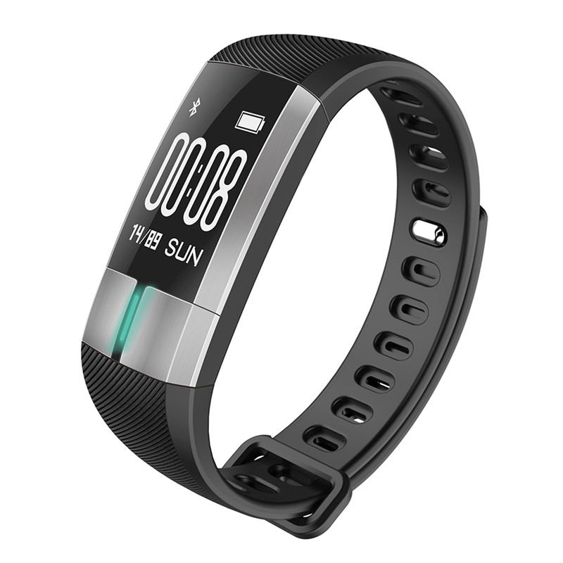YISUYA Smart Bracelet Heart Rate Calories for Ios Android Sleep Monitor Smart Wristband Cool USB Charging Men Sport Watch Luxury smart watches c5 smart bracelet dynamic heart rate monitor bluetooth wristband smart sports watch sleep tracker for ios android