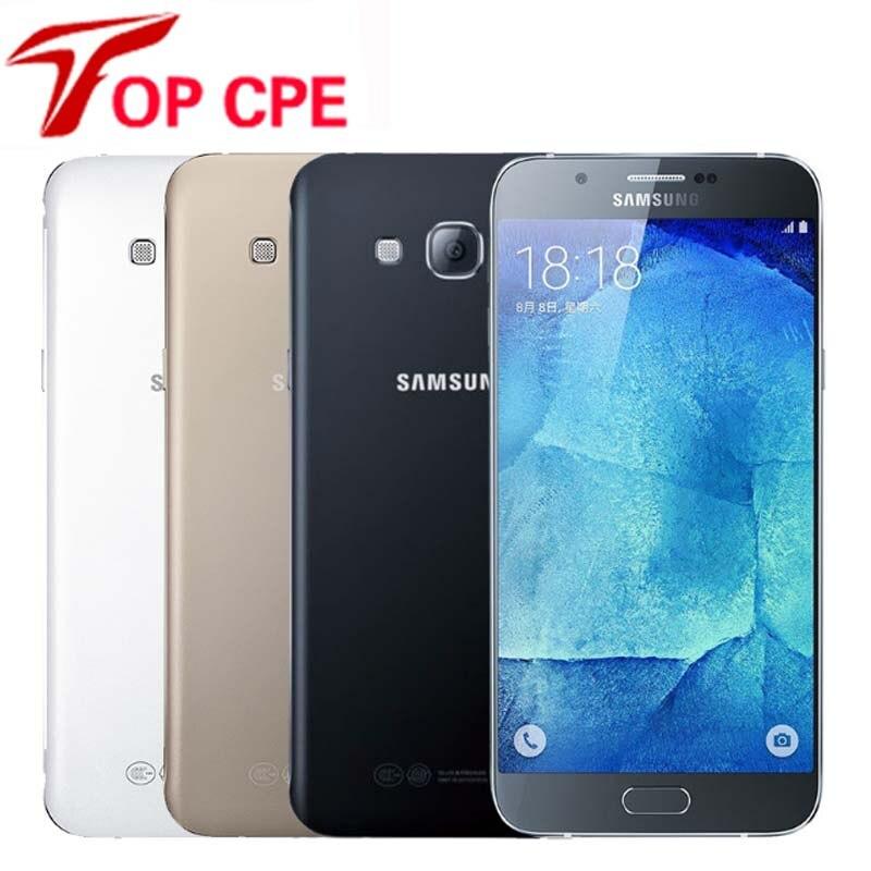 Original Unlocked Samsung Galaxy A8 A800s