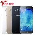 Оригинальный разблокированный samsung Galaxy A8 A8000 5,7 ''Восьмиядерный 16.0MP Камера Android 5,1 2 GB Оперативная память 16 Гб Встроенная память 1080 P смартфон с Wi-Fi и GPS телефон - фото