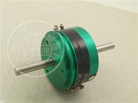 [VK] Used Japan CPP 45B 1K double biaxial conductive plastic potentiometer with tap shaft 6MM 8 pin switch