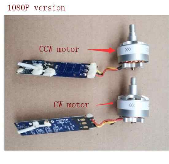 Xiaomi Mi Drone RC Quadcopter spare part 4K version CW CCW Original motor with ESC