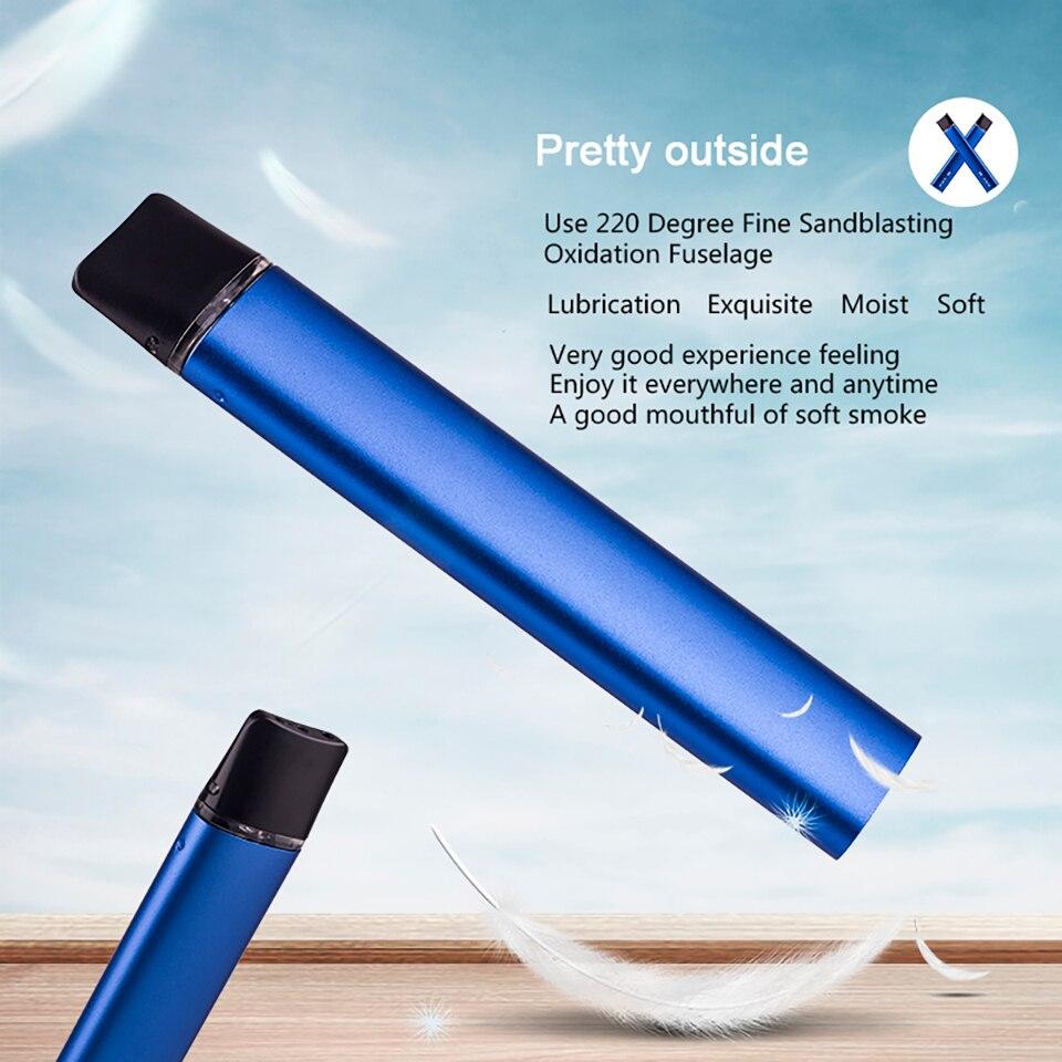 Kamry X Pod Vape, Kamry X Pod Vape Kit With 0.8ml Capacity Pod Cartridge Vape Pen Vaporizer 280mAh Battery Electronic Cigarette Kit