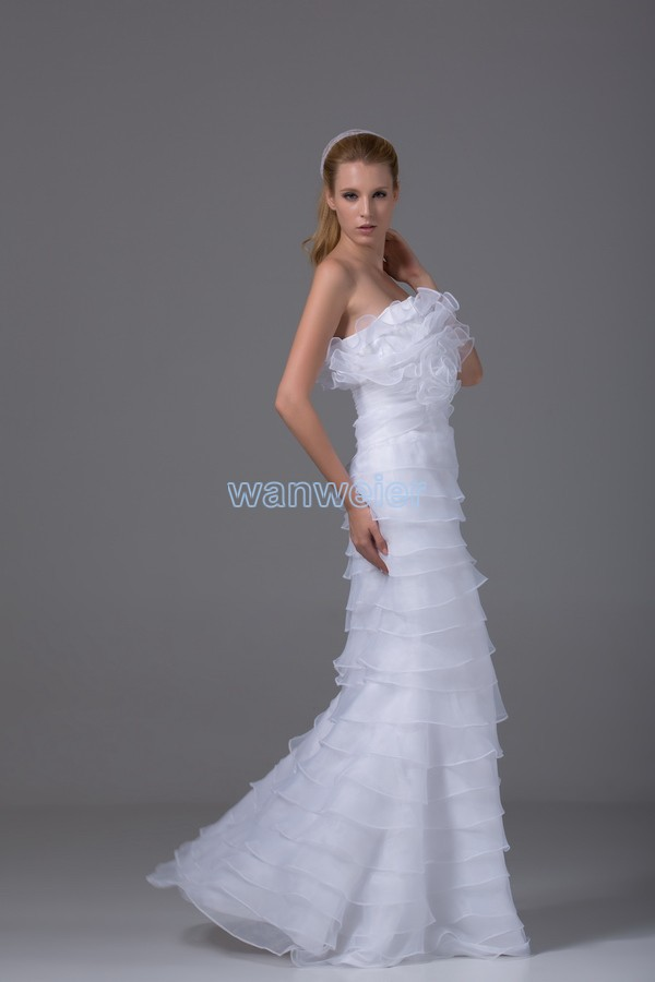 Free Shipping Prom Bridal Gown Formal 2018 Gowns For Plus Size