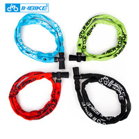 Bicycle Anti theft Helmet Cable Lock Candy Color Mini Child Car Chain Bike Mountain Moto Safety Anti Theft Catena Accessories