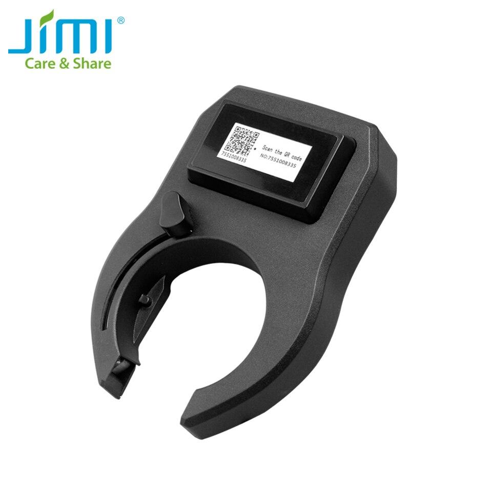 Concox Smart BL10 GPS Bike Lock Tracker Bluetooth GSM Quad Band Realtime Google Map Bike Sharing