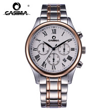CASIMA watches men watches the fashion leisure contracted wrist watch waterproof stainless steel quartz watch все цены