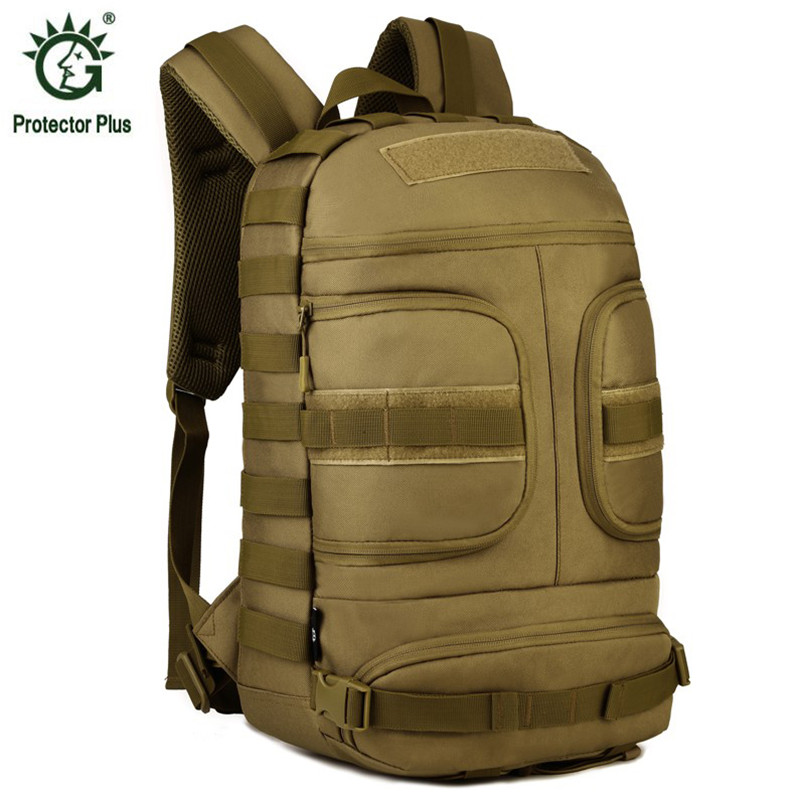 Men's Women Military Backpack Army Waterproof Nylon Male Casual Rucksack Fashion Travel Back Bag Camouflage Laptop Backpacks S52 35l men women military backpack waterproof nylon fashion male laptop back bag female travel rucksack camouflage army hike bags