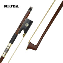 Top quality Brazil Ebony  violin bow  with best Mongolia horse tail and best elastic,size 1/4,1/2,3/4,4/4,1/8,1/16 oyuntuya shagdarsuren tackling isolation in rural mongolia
