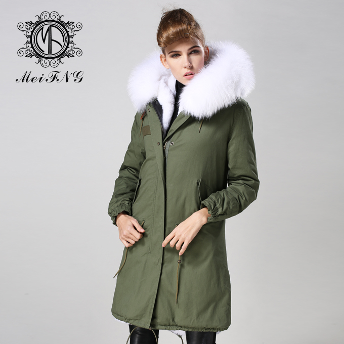 Aliexpress.com : Buy 2015 wholesale price women parka with white