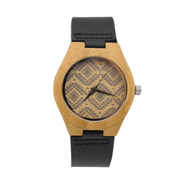 2018 Newest Bamboo Wristwatch For Women With Japan Movement Fashion Christmas Gifts For
