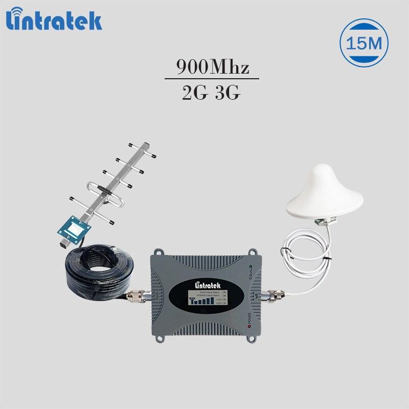 Lintratek повторитель усилитель сигнала gsm 900 мГц мобильной сети усилитель-повторитель celular усилитель сигнала gsm 900 мГц repetidor #8