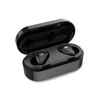 E5 control de voz inalmbrico deportes auriculares Bluetooth TWS auricular Bluetooth binaural inalmbrico 5,0 con caja de carga e