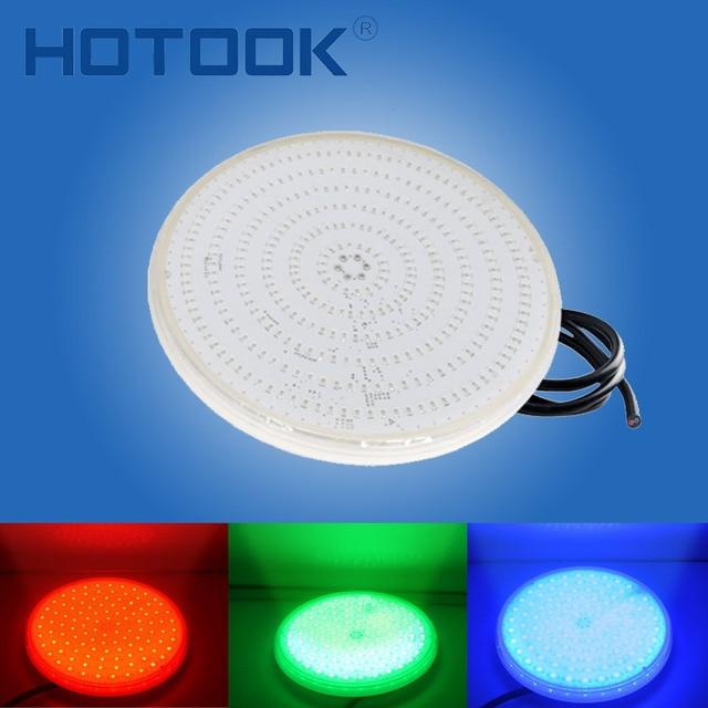 HOTOOK Onderwater Verlichting PAR56 RGB LED Zwembad Licht Hars ...
