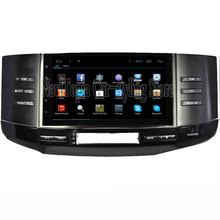 NaviTopia 9inch 1024*600 Quad Core Android 4.4/Android 6.0 Car Radio Video for Toyota Old Reiz Mark x/Mark X 2005-2009,No DVD CD
