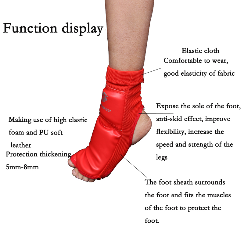 Pé proteger bandagem elástica tornozelo cinta banda
