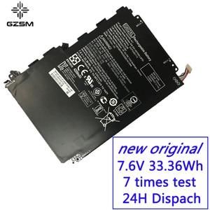 Image 1 - GZSM بطارية الكمبيوتر المحمول GI02XL ل جناح HP X2 12 12 B000 بطارية لأجهزة الكمبيوتر المحمول HSTNN LB7D 832489 421 833657 005 بطارية الكمبيوتر المحمول