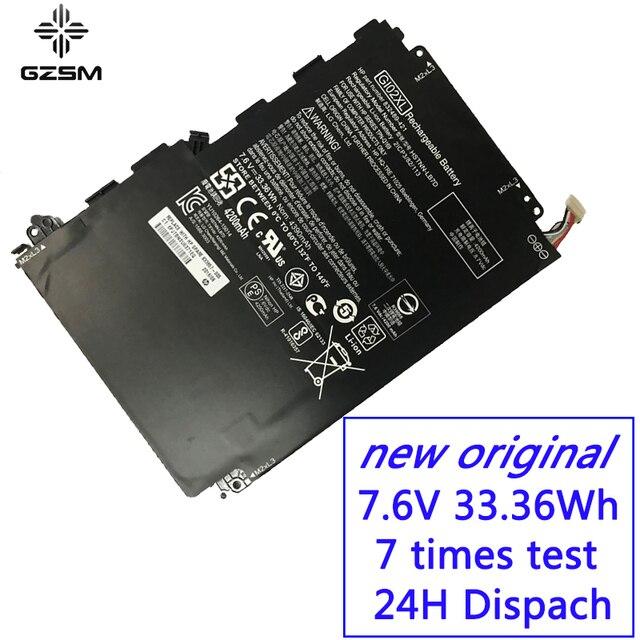GZSM بطارية الكمبيوتر المحمول GI02XL ل جناح HP X2 12 12 B000 بطارية لأجهزة الكمبيوتر المحمول HSTNN LB7D 832489 421 833657 005 بطارية الكمبيوتر المحمول