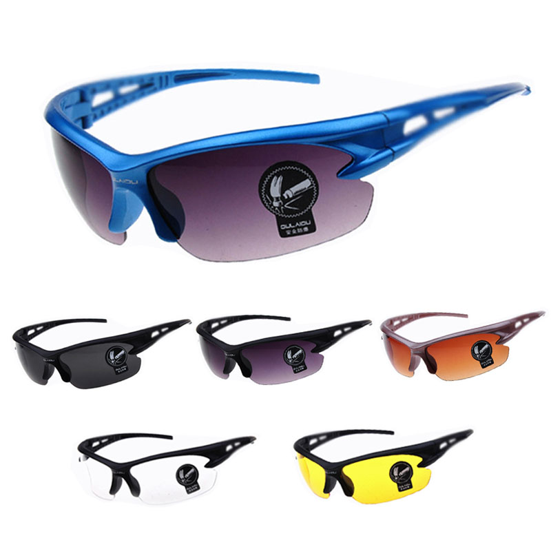 UV400 Cycling Mens Sport Sunglasses Women Glasses MTB Bicycle Eyewear Ciclismo Cycling Glasses Windproof Eyewear Newest