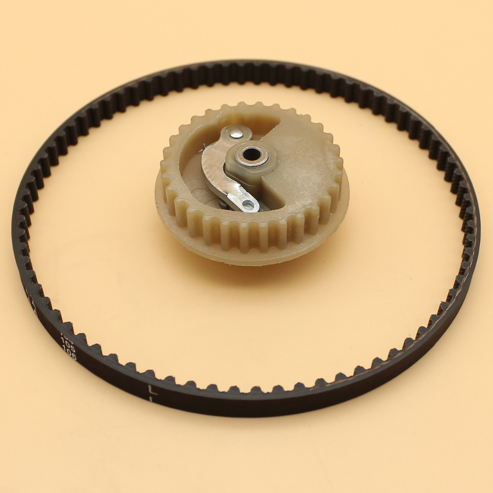 Timing Belt Drive Camshaft Pulley Gear Wheel Fit HONDA GX35 GX35NT HHT35S UMK435 4-Stroke Trimmer Brushcutter Lawnmower Parts