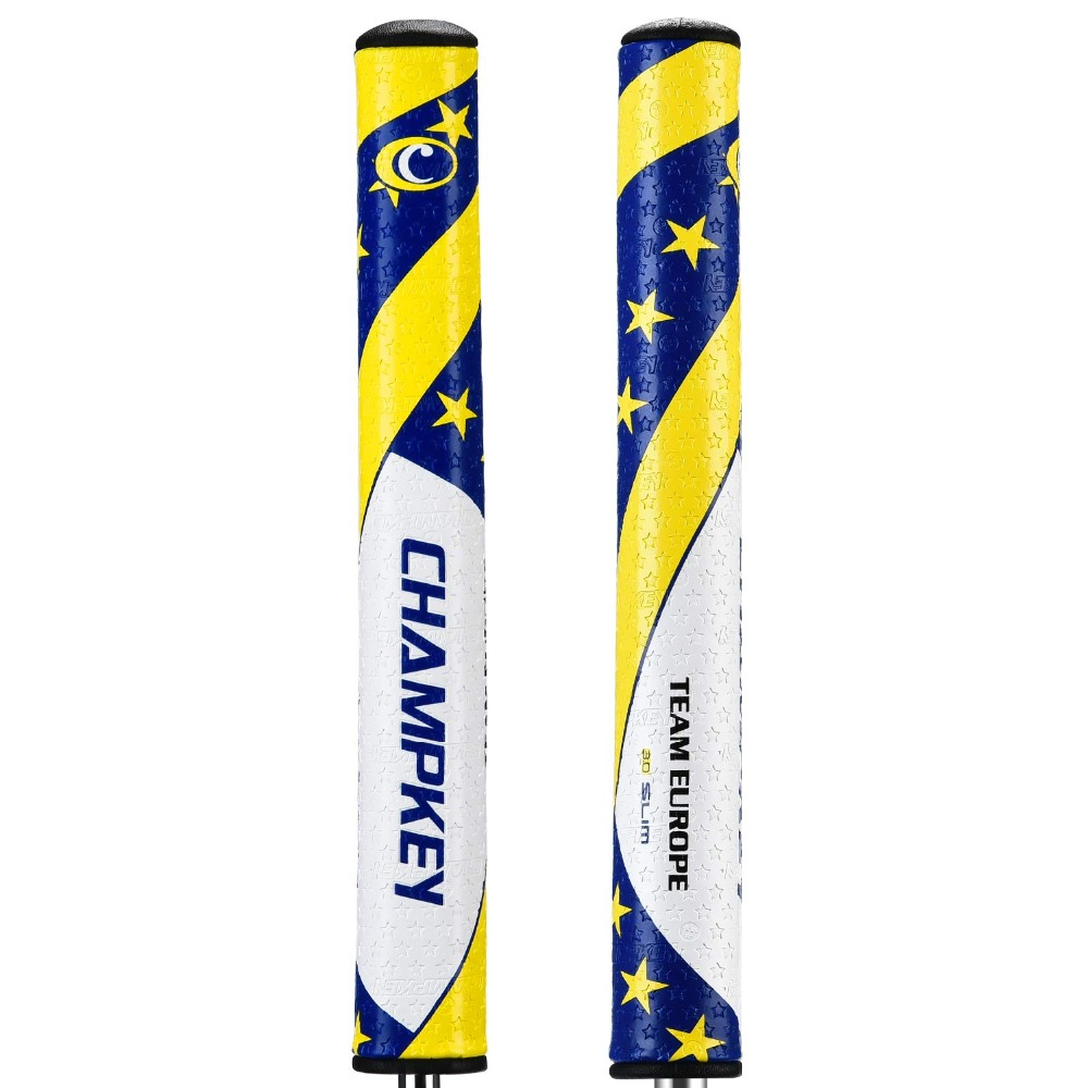 Champkey European Cup Golf Putter Grip Slim 2.0 And Slim 3.0 Two Size For Choice Team USA