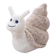 1pc 3 Sizes Cute Simulation Conch Plush Toys Staffed Ocean Animal Doll for Kids Kawaii Children Creative Birthday Gift