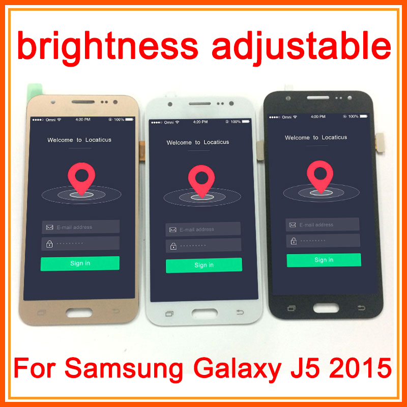 Lcd For Samsung Galaxy J5 2015 Lcd Screen J500 J500f Lcd