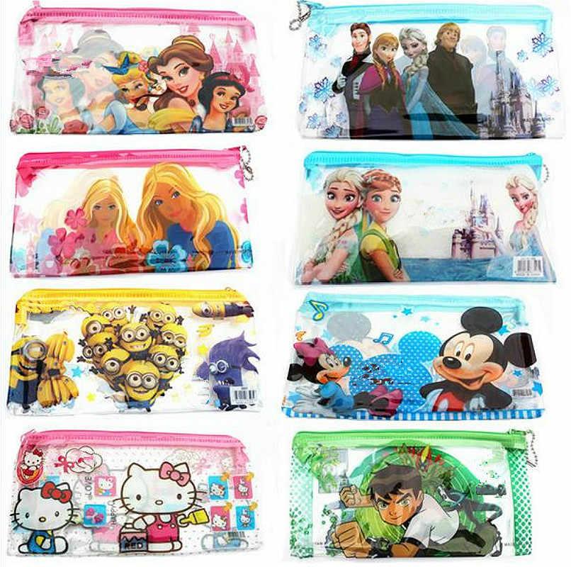 1 قطعة مضحك أفخم محفظة رائعتين الفتاة هدية Kawaii سلسلة عملة المحفظة لطيف لعبة من الكارتون عملة قلم رصاص سستة الاطفال الإبداعية
