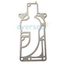 OVERSEE Gasket 6E0 45113 A1 Upper Casing For 5HP Yamaha Outboard Engine 2 Stroke