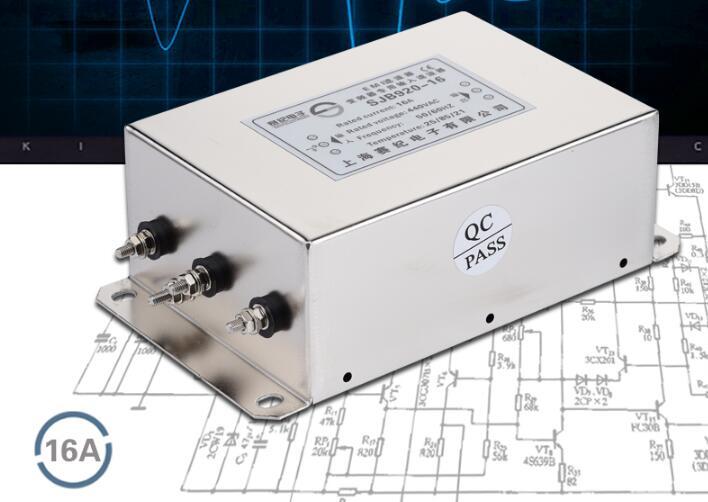 [VK] SJB920 SJB920-16A 16A inverter input special power filter Voltage Regulators [vk] sjb920 sjb920 16a 16a inverter input special power filter voltage regulators