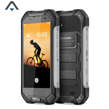 Восьмиядерный сотовый телефон Blackview BV6000 3 ГБ Оперативная память 32 ГБ Встроенная память 4 г LTE IP68 Водонепроницаемый MT6755 Восьмиядерный 4.7 дюймов Android 6.0 13MP NFC OTG