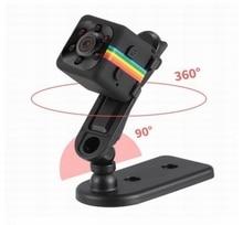1pcs Mini camera SQ11 full HD 1080P DVR Camcorder Night Vision Sports DV Video voice Built-in speacker free shipping