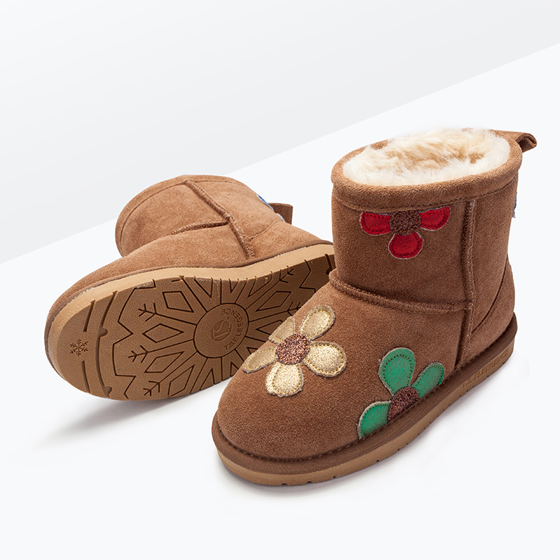 Popular Pretty Snow Boots-Buy Cheap Pretty Snow Boots lots from ...