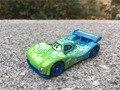 Оригинал Pixar Автомобилей Фильм 2 1:55 Металл Литья Под Давлением Карла Велозу Игрушки Cars Новые Свободные