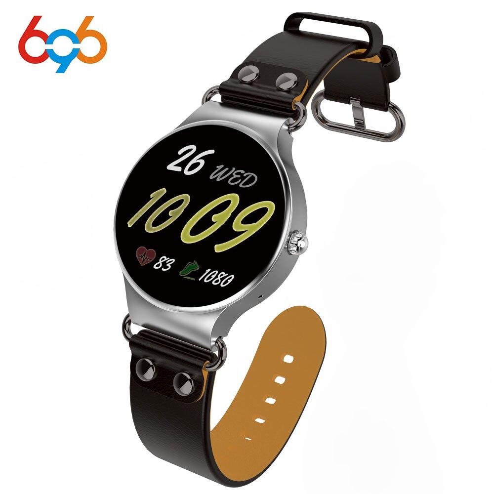 696 KW98 3G Smartwatch téléphone Android 5.1 1.39 pouces MTK6580 8 GB ROM GPS fréquence cardiaque podomètre KingWear montre intelligente