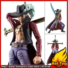 "100% Original MegaHouse Variable Action Heroes Action Figure – Dracule Mihawk from ""ONE PIECE"""