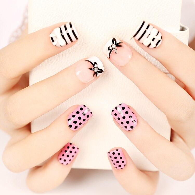 Famous Japanese Nail Set Component - Nail Art Ideas - morihati.com