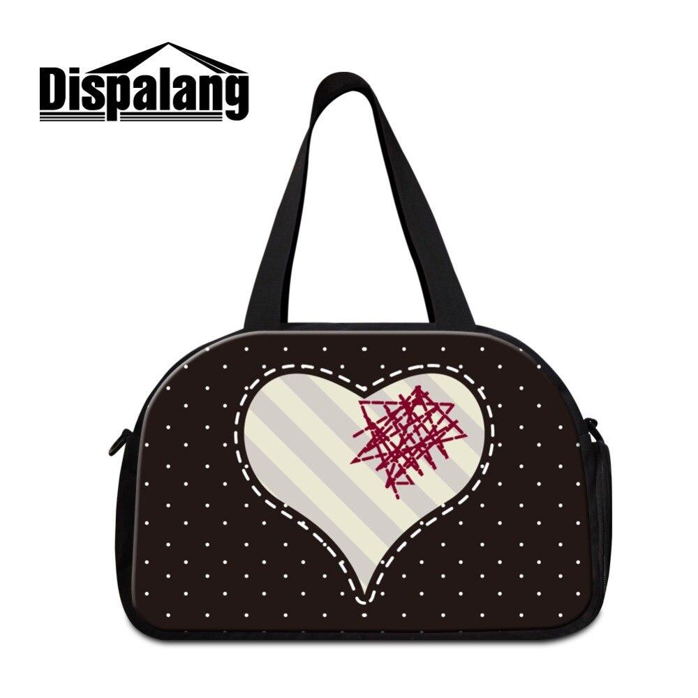 Concevez votre nom image Logo sur les sacs de sport dame Style professionnel voyage Duffle multi-fonction grand sac fourre-tout de sport pour les femmes