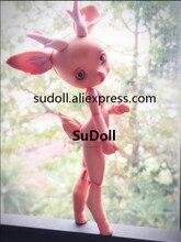 SuDoll bjd sd doll 1/8 바디 모델 아기 소녀 소년 인형 고품질