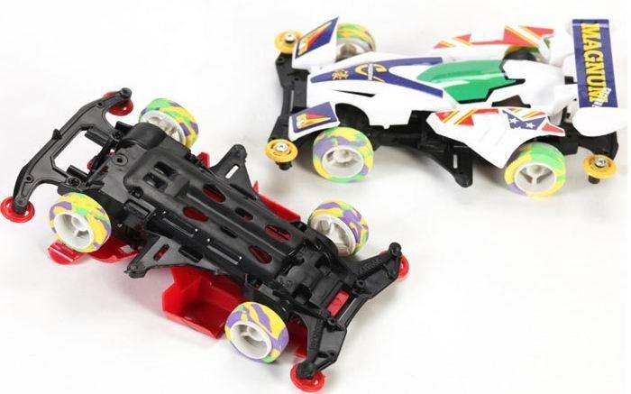 2 stks / partij multi color F1 racing auto elektrische voertuig speelgoed / Kids kinderen batterij plastic verkeer elektronische speelgoed, snelle verzending