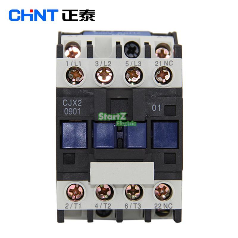 цена на CHNT CJX2 0910 AC Contactor Voltage 380V 220V 110V 36V 24V LC1D 09