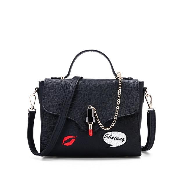 Pu Leather Candy Handbags Women Purse Luxury Designer Sac A Main Vintage Fashion S Mini Samll